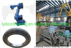 Xsa140944-Nの回転ベアリングまたは十字の軸受または機械回転部品のリングをタイプしなさい