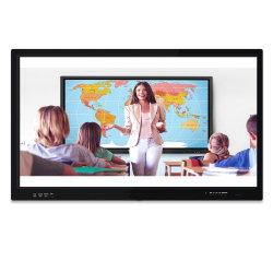 """55"""", 65"""", 75"""", 86"""" класса smart интерактивные панели с плоским экраном со светодиодной подсветкой"""