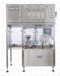 高速自動一体鋳造の回転式目低下の液体の充填機