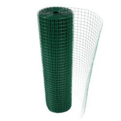 Vert galvanisé recouvert de PVC Treillis Soudés à Guangzhou