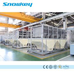 Heiße Platten-Speiseeiszubereitung-Maschine des Verkaufs-1-30 T/D für Meerestier-Fische