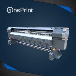 Oneprint 3,2 milhões mais rápido solvente digital Impressora de grande formato