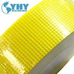 El álcali resistente a doble cara adhesiva Drywall mosaico de la esquina de la malla de fibra de vidrio cintas conjunta