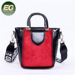 Lady Fashion Suede PU Leather Shopping Schoudertas Groothandel Sh779