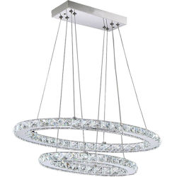 Home Decoration를 위한 현대 Chandelier K9 Crystal Lighting