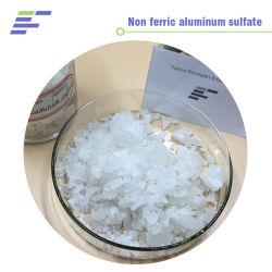 Libre de polvo de hierro/Non-Ferric a granel o sulfato de aluminio/sulfato de aluminio con entrega más rápida