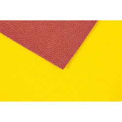 O PVC Wear-Resistant/PU Faux couro sintético para a bola de futebol Valleyball Basketbll Sports