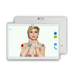 Le milieu de 10.1 pouces A33 IPS 1280*800 caméras double 1 Go de 16Go WiFi Android tablette PC Bluetooth