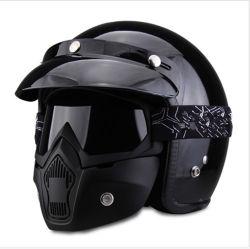 가장 새로운 고품질 TPU 물자 Mx Motocross 가면 미러 렌즈