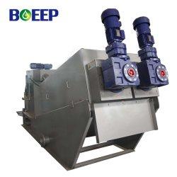 Geavanceerde automatische MBR-afvalwaterbehandeling geactiveerde Volute Slidge Dewatering-technieken