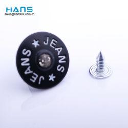 ハンズアマゾンのトップセラーのジーンズのための新式のラインストーンボタン