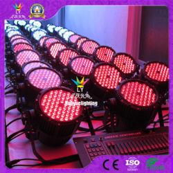 54X3W 3in1 RGB DMX LED impermeable al aire libre par de latas