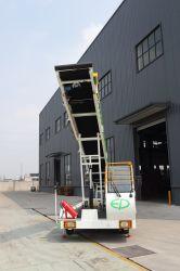 ディーゼル空港Towableコンベヤーベルトのローダー