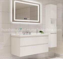 Mobiliário de melamina E1 Armários de banheiro