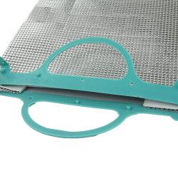 Le pliage sac fourre-tout de pique-nique du Refroidisseur Refroidisseur avec support de sac sac en plastique pour le vin de glace