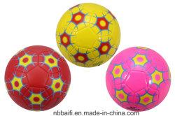 Nuevo modelo color tamaño 5 Comercio al por mayor de promoción de formación de balón de fútbol