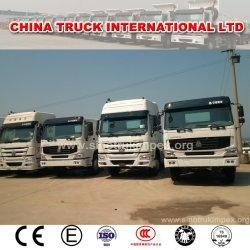 Testa del trattore dei carrai 371HP di HOWO 6*4 10/camion di rimorchio/camion diesel utilizzati del trattore