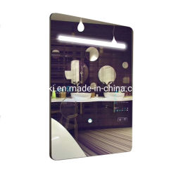 Espelho Mágico Frame LCD sensível ao toque do leitor de Publicidade