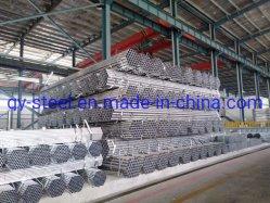 Galvanizzato intorno ai tubi d'acciaio rettangolari della sezione/struttura della sezione vuota/tubazione di rettangolo
