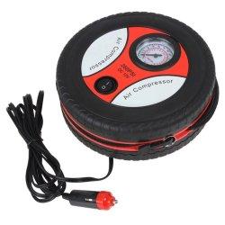 Insuflador do pneu Mini elétricos portáteis Mini 12v do Compressor de ar para veículos automóveis insuflador do Pneu