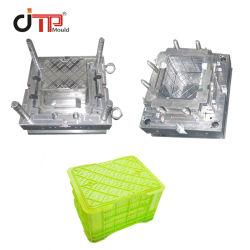 Armazenagem e movimentação de contêiner de plástico Crate frisos da Caixa