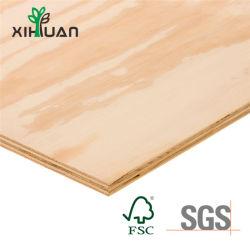Kiefer-Furnierholz-Holz-Preis der gute Qualitäts16mm