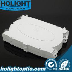 ABS 24 núcleos ODF Bandeja de empalme de fibra óptica para FTTX
