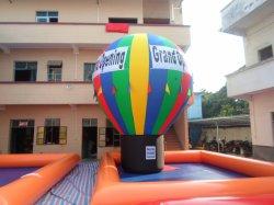 2019 Nova grande publicidade Terra insufláveis balão com o seu logotipo