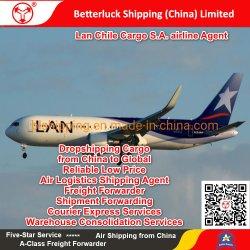 От Китая до Бразилии Сан-Паулу Гуарульуш надежных низкая цена доставка материально-воздушные грузовые перевозки экспедитор