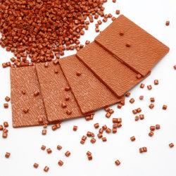 PE, pp, PA, fibra chimica arancione Masterbatch del granello del pigmento per i prodotti della fibra
