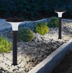 Solar jardín patio de césped para jardín lámpara