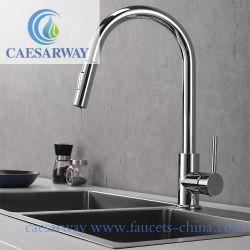Sortez à levier unique durable de l'eau du robinet F NSF Cuisines robinet mélangeur Vintage robinets dissipateur