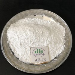 Pó branco de alta pureza hidróxido de alumínio