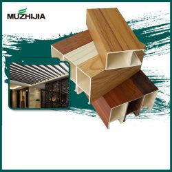高品質屋内WPCの木製のプラスチック合成の天井板