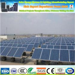平屋根の太陽系のインストールのためのアルミニウム太陽据付/太陽PVの土台システム