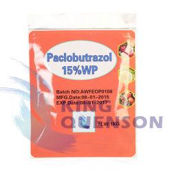 高く有効な植物成長の調整装置Paclobutrazol 95% Tc (25% SC、15% WP)