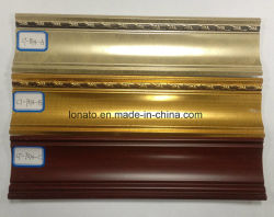 Parede de PVC Cornija Friso teto espuma de alta qualidade