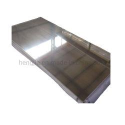 Décoration de construction laminé à froid 3004 Feuille en aluminium en alliage de matériau de construction de prix