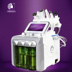 Multifunktionsstrahlen-Schalen-Wasser-Sauerstoff 6 in 1 Gesichtsmaschine
