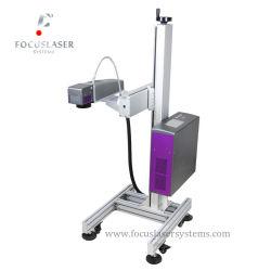 Focuslaser Mopa Farben-Faser-Laser-Gravierfräsmaschine 300W CO2 Laser