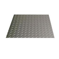 lamiera di acciaio Checkered inossidabile delle 201 202 304 cinque barre