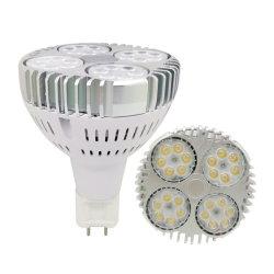 30W G12 LED PAR30, G12 светодиодный светильник
