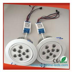 LED-Deckenleuchte Downlight beleuchten Scheinwerfer vertiefte Beleuchtung-Vorrichtung unten