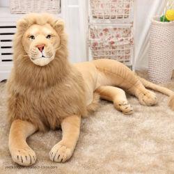 Plush Stuff Soft Leão Animal Peluche Brinquedos