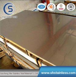Strato dell'acciaio inossidabile con i prezzi ragionevoli dai fornitori della Cina