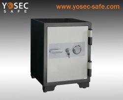 Coffre-fort résistant au feu de 2 heures/ Combinaison ignifuge boîtes avec serrure de sécurité