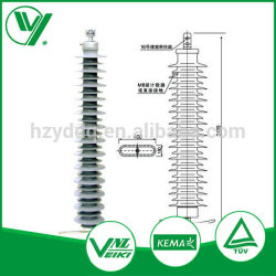 Electrical TerminalsのインドネシアSilicone Rubber 66kv Surge Arresters
