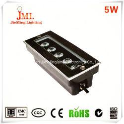 Acero inoxidable IP67 en el exterior de ladrillo de LED LED de luz para el paso de luz para pared de luz exterior jardín 5W 10W