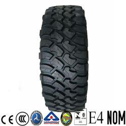 Neumáticos para automóviles de montaña al por mayor /4WD Jeep/ camión radial/ neumático PCR/ neumático 4X4 SUV/todoterreno resistente/ neumáticos para terreno de barro 235/75r15lt, 225/75r16lt, 235/70r16lt 31X10.50r15lt