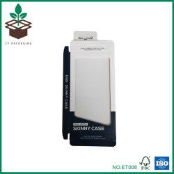 A caixa de cores certificada pelo FSC, caixa dos auscultadores, Caixa de oferta. Logotipo/tamanho/materiais podem ser personalizados